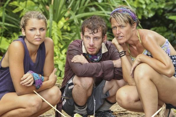 Survivor Photos: Andrea, Cochran and Dawn in