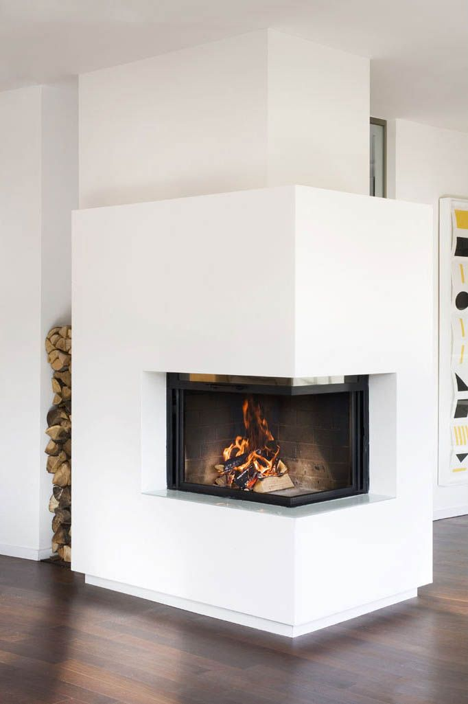 48 best FIREPLACE WITH SPECIAL DESIGN images on Pinterest Fire - esszimmer ideen stylische gestaltung