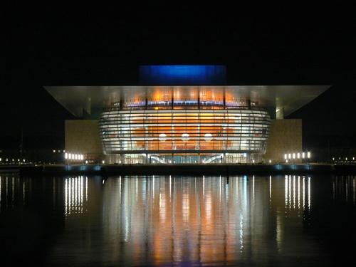 Opera House - Denmark.