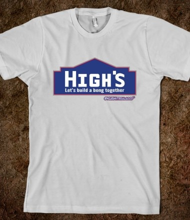 KUSHitrealgood HIGH'S - Let's build a bong together