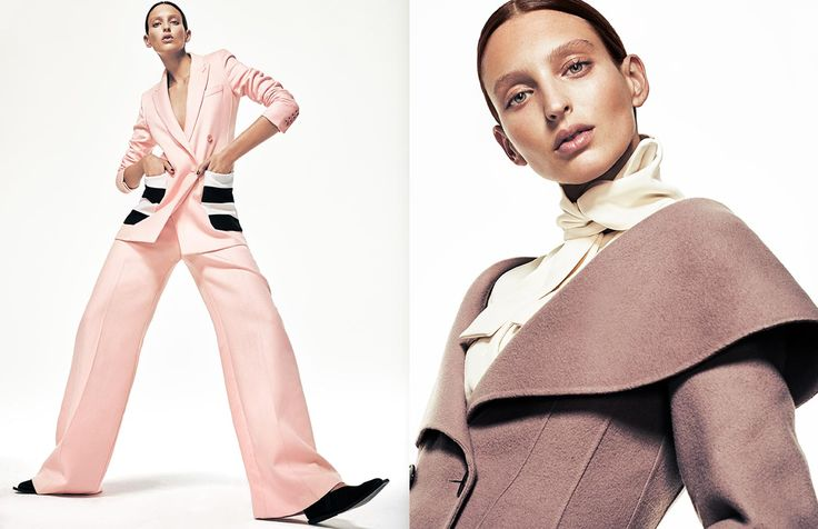 """Grazia Italy Editorial """"Floating Point"""" shot by the fashion photographer Xavi Gordo represented by 8AM -  8 Artist Management 02 