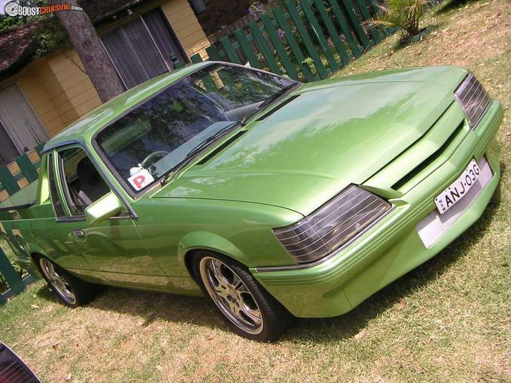 VK commodore ute <3