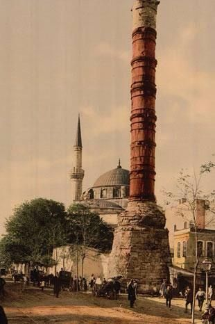 Çemberlitaş, 1912