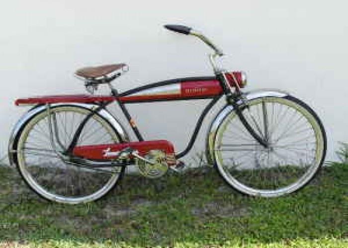 Vintage Roadmaster Bicycle 54