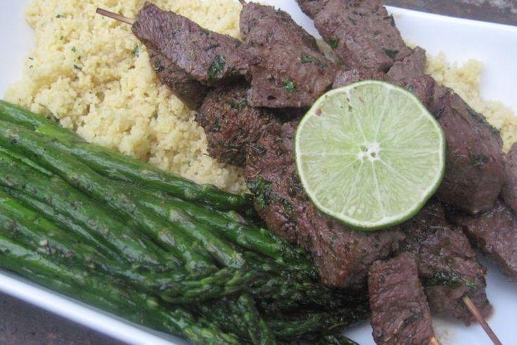 My Award winning Beef souvlaki recipe, 2008 Utah State fair blue ribbon winner!