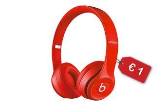 Scopri come acquistare le Beats Solo2 Wireless a solo 1 €! Studia la tua strategia, divertiti e risparmia. Partecipare è gratis! Clicca su www.embyrace.com