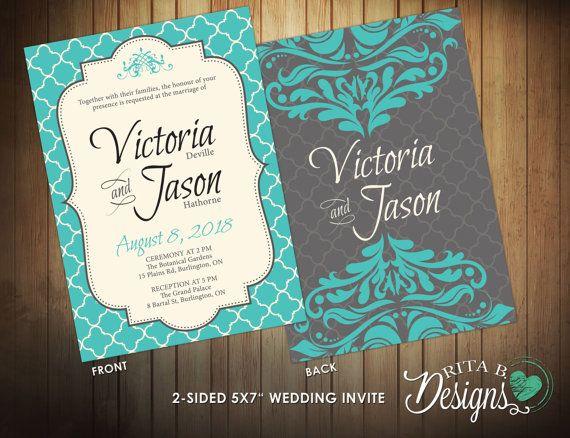 Wedding Invitations Tiffany Blue: Best 20+ Tiffany Blue Invitations Ideas On Pinterest
