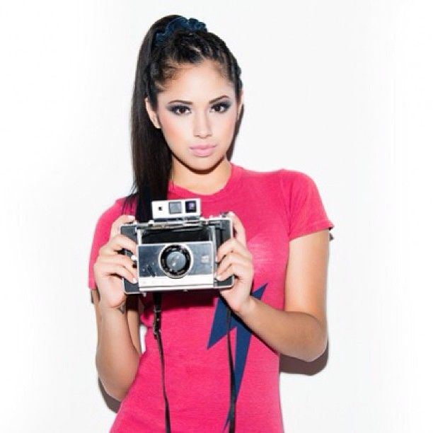 Jasmine Villegas #camera