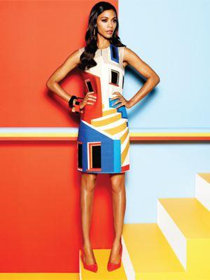 #ZoeSaldana [] Latina Magazine [] May 2013