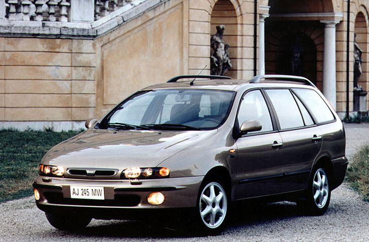 Fiat Marea Weekend ELX