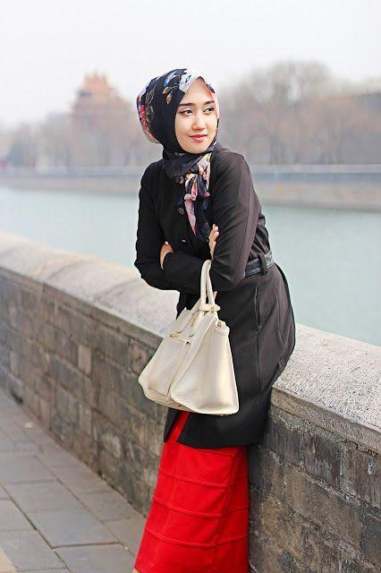 Baju Muslim Untuk Kerja