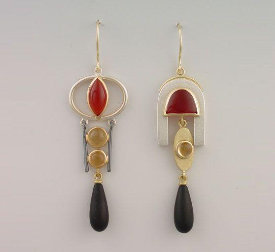 janis kerman jewelry   Janis Kerman Design earrings