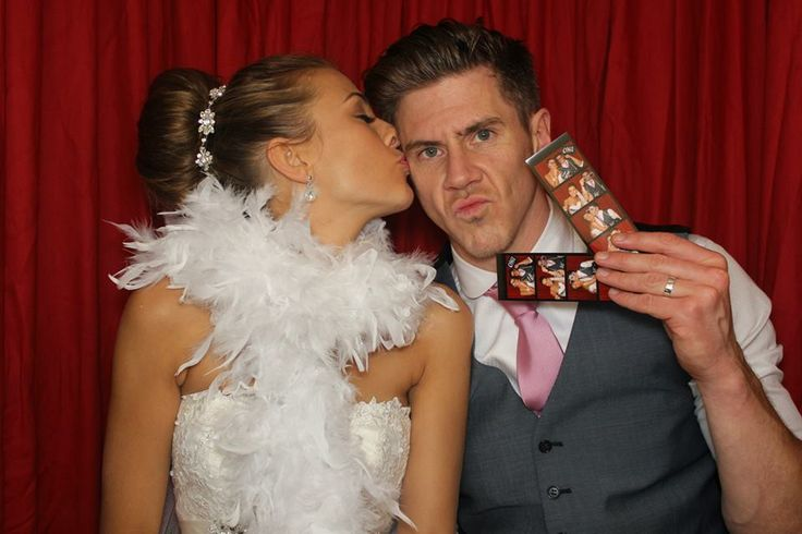Here's a cool wedding idea - hire a Photo Booth from Ida Pod and create some fun memories for everyone to keep.