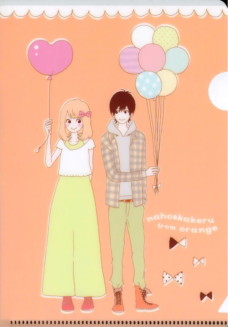 Orange (TAKANO Ichigo) 2 - Read Orange (TAKANO Ichigo)