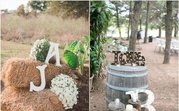 30 Rustic Wedding Details & Ideas You Will Love