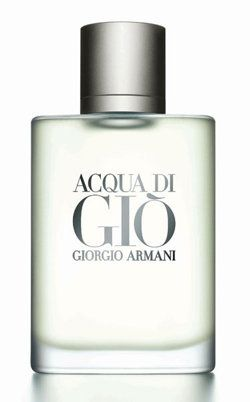What women really think of the colognes listed in this article... (Photo courtesy of Giorgio Armani)