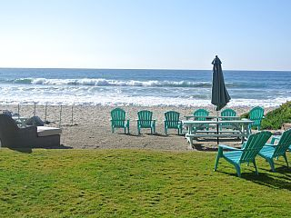 Oceanside House Rental: Breathtaking Beachfront! Beach House W /private Beach And Fire Ring | HomeAway
