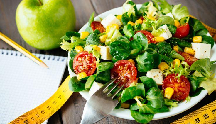 Wer auf Fleisch verzichtet, kommt bei Projekt Knackpo natürlich auch auf seine Kosten – mit diesem bespielhaften, vegetarischen Ernährungsplan für Vegetarier