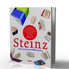 Volgende maand verschijnt het 'zusje' van 'Made in Europe': 'Steinz. Gids voor de wereldliteratuur'!