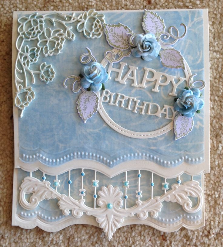 Made with Marianne die cut