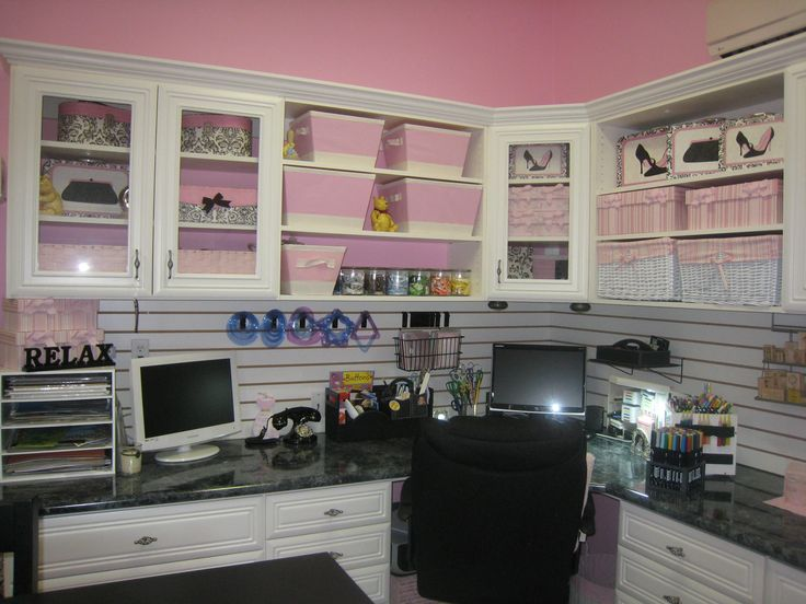 598 Best Craft Rooms Images On Pinterest | Craft Space, Craft Rooms And  Storage Ideas