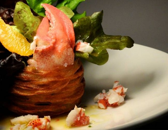 Citrus Lobster Salad | Nom Nom ~ For Health's Sake ...