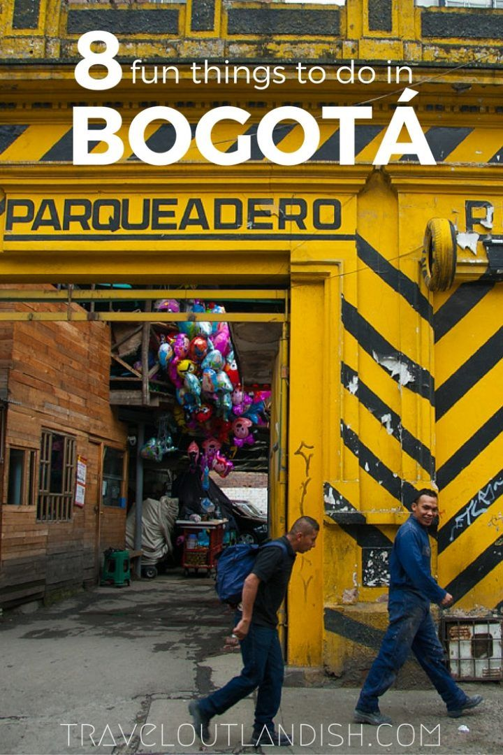 Colombia's capital is awfully cool! Check out the best in travel experience and fun things to do in Bogotá, Colombia!