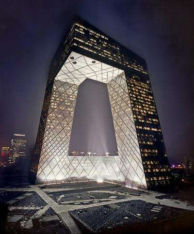 China Central Television Headquarters                                                                                                                                                                                 More