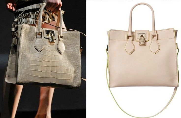 The Roberto Cavalli Diva Bag