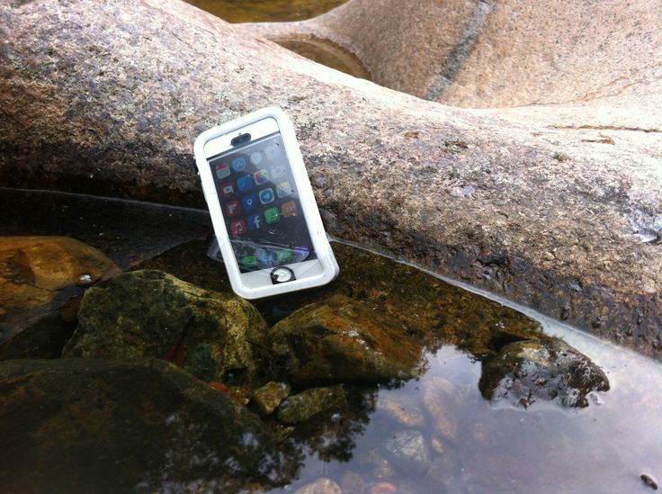 Catalyst Waterproof iPhone Case. Take your iPhone with you anywhere you go.