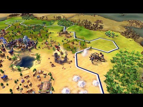 Civilization VI – Great Moments on Nintendo Switch – Launch