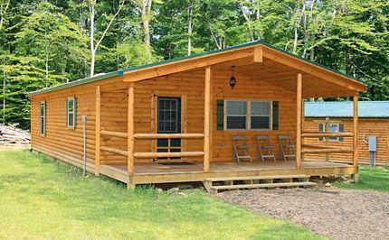Modular Log Cabins | Prefab Log Cabins | Zook Cabins