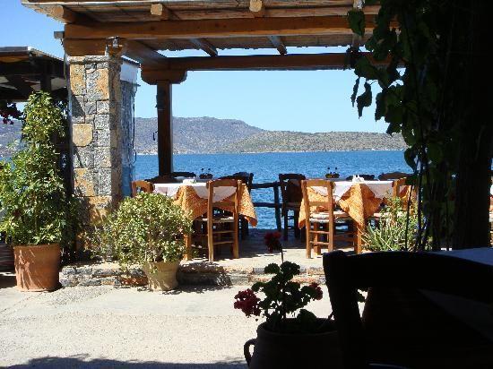 Ferryman Taverna  Akti, Elounda, Crete 72053, Greece