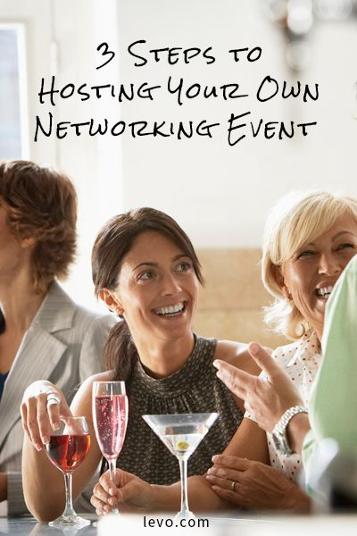 Networking events are a great way to meet new people and form meaningful relationships. Learn how to host your own networking event!