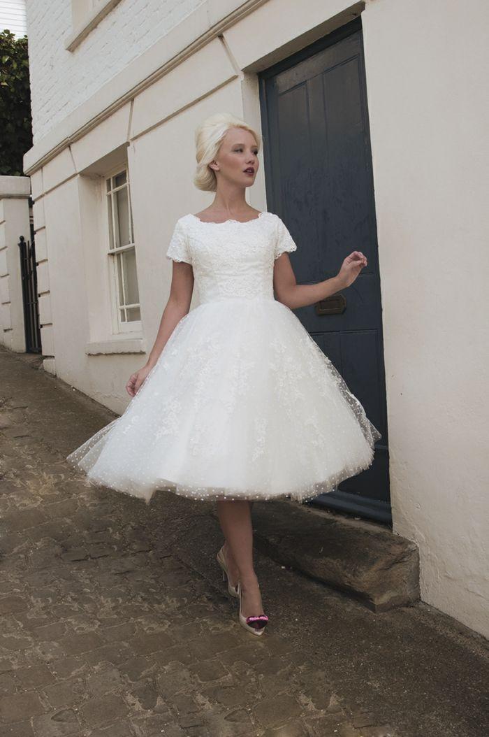 115 best Hochzeitskleider images on Pinterest | Wedding frocks ...