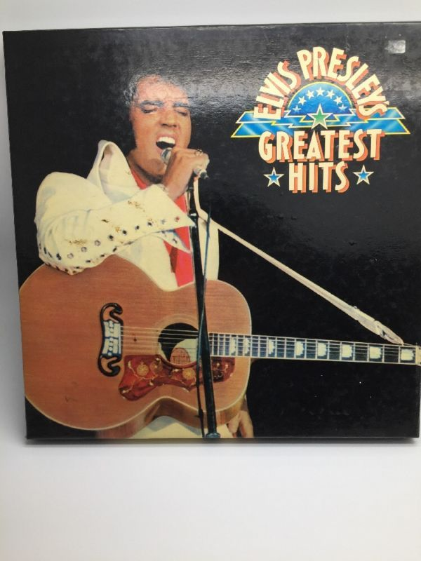 Elvis Presley's Greatest Hits Box Set (6xVinyl, Ex.Cond., 1978, GELV-6A) in Music, Records, Albums/ LPs | eBay