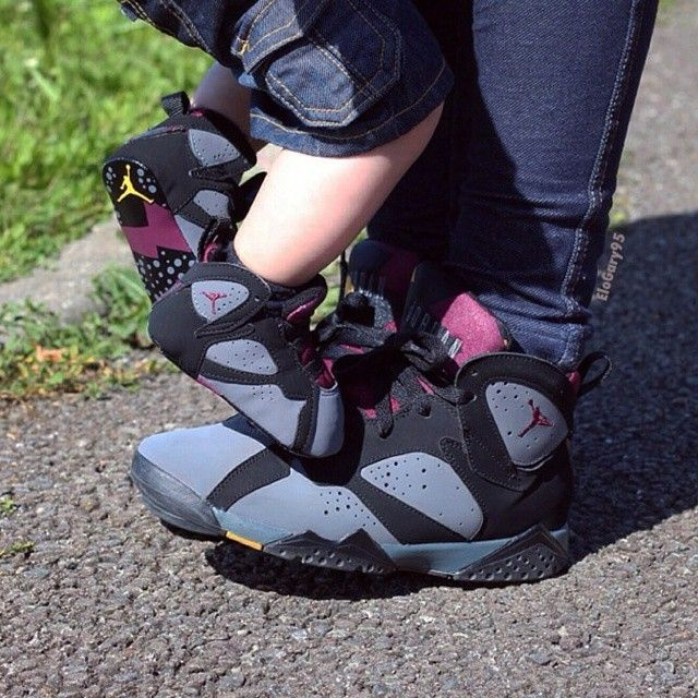Big & lil Bordeaux 7s