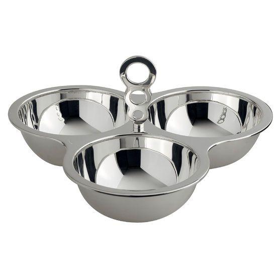 Ring Apertive server 3 small dishes @ https://houseofcaviarandfinefoods.com/specialty/servers-and-accessories/ring-apertive-server-3-small-dishes-detail #caviar #blackcaviar #finefoods #gourmetfoods #gourmetbasket #foiegras #truffle #italiantruffle #frenchtruffle #blacktruffle #whitetruffle #albatruffle #gourmetpage #smokedsalmon #mushroom #frozenporcini #curedmeets #belugacaviar #ossetracaviar #sevrugacaviar #kalugacaviar #freshcaviar #finecaviar #bestcaviar #wildcaviar #farmcaviar