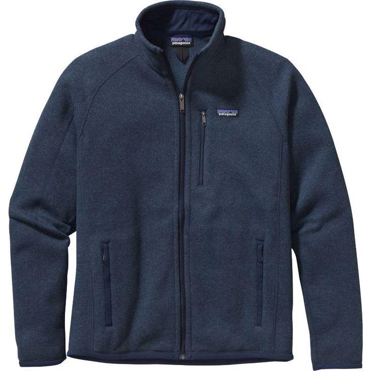 Patagonia Men's Better Sweater Fleece Jacket, Size: Medium, Blue