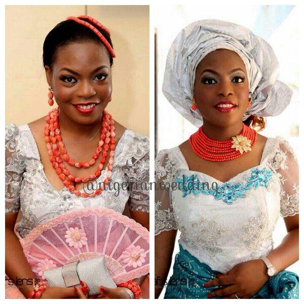 Nigerian Wedding: Igbo Brides, Traditional Styles
