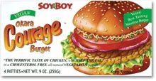 okara burger