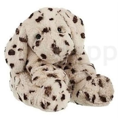 Definitely a dalmatian to own . . . Sven dog is an absolutely gorgeous toy dog with shiny beady eyes, floppy ears and the softest material you can imagine, a cuddle worth waiting for that's machine washable