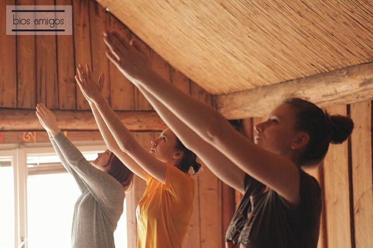 Kundalini Yoga lead by Ania Siri Karta kundalini-yoga.pl, photos for Bios Amigos  Foundation by photographer Marta Pruska