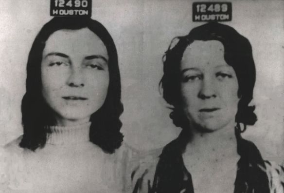 Bonnie Parker Mug Shot | Bonnie Parker Mugshots Below are ...