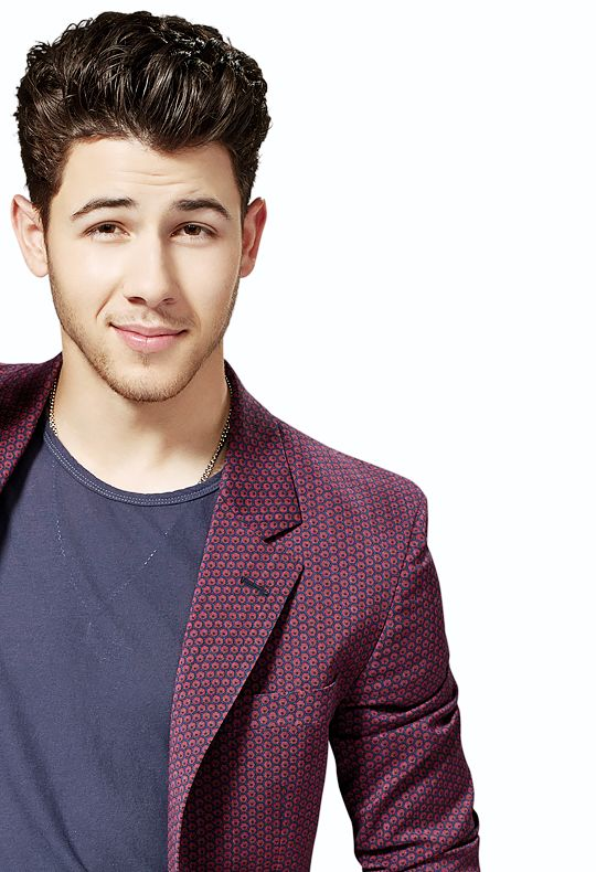 A little bit of Nick Jonas.