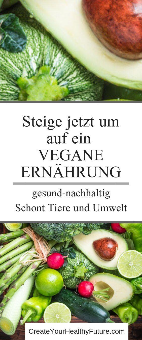 Eine Vegane Ernährung Ist Nicht Nur Sehr Gesund Sie Ist Vor Allem