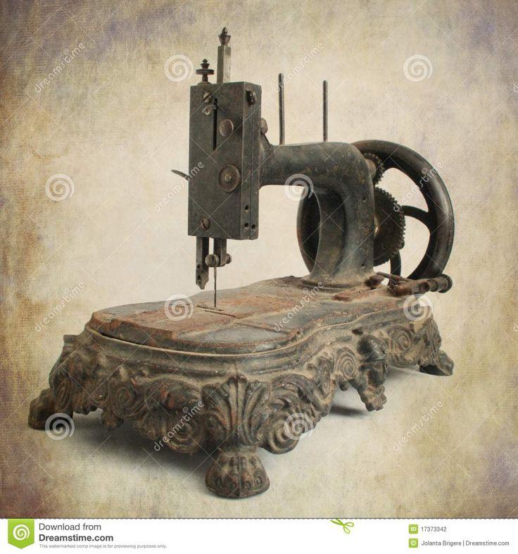 Máquina De Coser Antigua - Descarga De Over 62 Millones de fotos de alta calidad e imágenes Vectores% ee%. Inscríbete GRATIS hoy. Imagen: 17373342