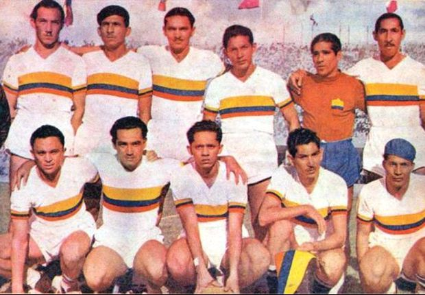 camiseta seleccion colombia 1945- Buscar con Google