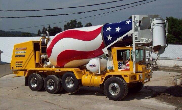Terex Front Discharge Cement Mixer World Heavy Special