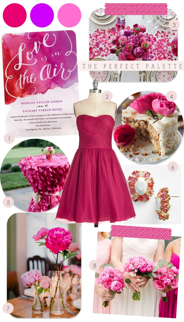 282 best Pretty in Pink images on Pinterest | Blush pink wedding ...